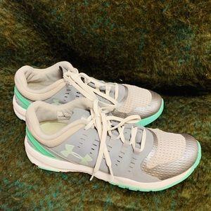 Under Armour Tennis Shoes Women's Size 11